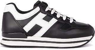 bas prix e66cc d24d9 Amazon.fr : Hogan - Baskets mode / Chaussures femme ...