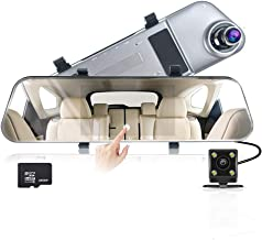 Mirror Dash Cam For Car, 5