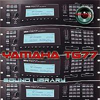 YAMAHA TG77 HUGE Original Factory & New Created Sound Library/Editors on CD