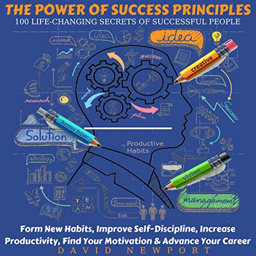 The Power of Success Principles: 100 Life-Changing Secrets of Successful People audiobook cover art