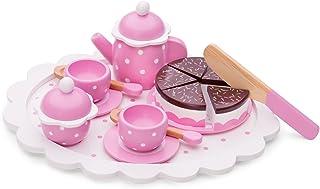 Coffee/Tea Set with Cutting Cake