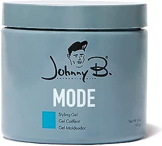 Johnny B. Mode Styling Gel for Men, 16 Oz