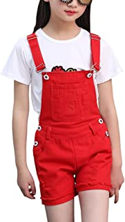 Best red overalls girls Reviews