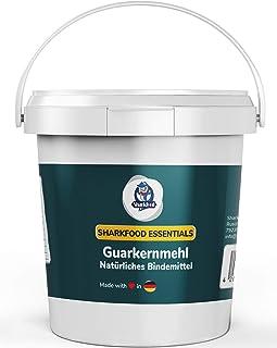 Hochwertiges Guarkernmehl 250 g - Guar Gum Powder Guarkern Mehl Bindemittel Verdickungsmittel Pulver E412 - Low Carb Lebensmittel