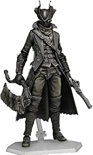 Game Bloodborne Hunter Figma 367 PVC Action Figure Collectible Model Toy Gift