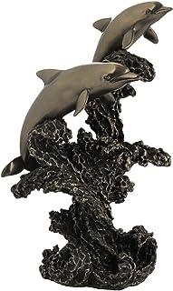 Veronese Design Animal Statue Dolphins