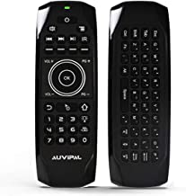 Best AuviPal G9 Backlit 2.4GHz Wireless Air Mouse Remote with QWERTY Keyboard, 5 Programmable Keys and Build-in Rechargeable Battery for Nvidia Shield, Android TV Box, Kodi, PC, Raspberry Pi, PS4 and More Review