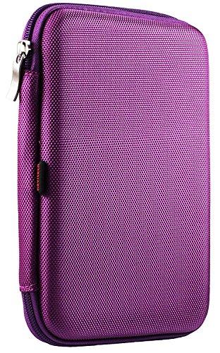 Navitech housse violet étui durable pourHUAWEI MediaPad M2 8.0