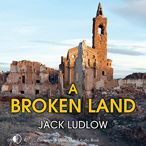 A Broken Land audiobook cover art