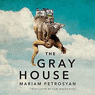 The Gray House audiobook cover art