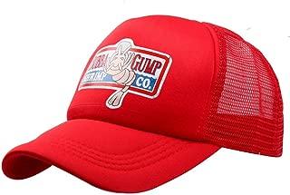 Greed Land Forest Gump Shrimp Hat Mesh Baseball Trucker Cap Cosplay Costume