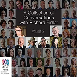 A Collection of Conversations with Richard Fidler, Volume 2 cover art