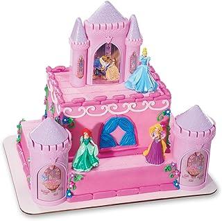 Amazing Amazon Com Disney Princess Cake Cupcake Toppers Party Funny Birthday Cards Online Aboleapandamsfinfo