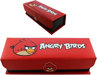 Red Angry Bird Pencil Box - Angry Birds Pencil Case [Toy]