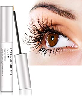 Eyelash Growth Serum, Eyelash & Brow Growth Serum Natural Super Beauty Eyelashes Liquid for Long, Thick Lashes and Eyebrows