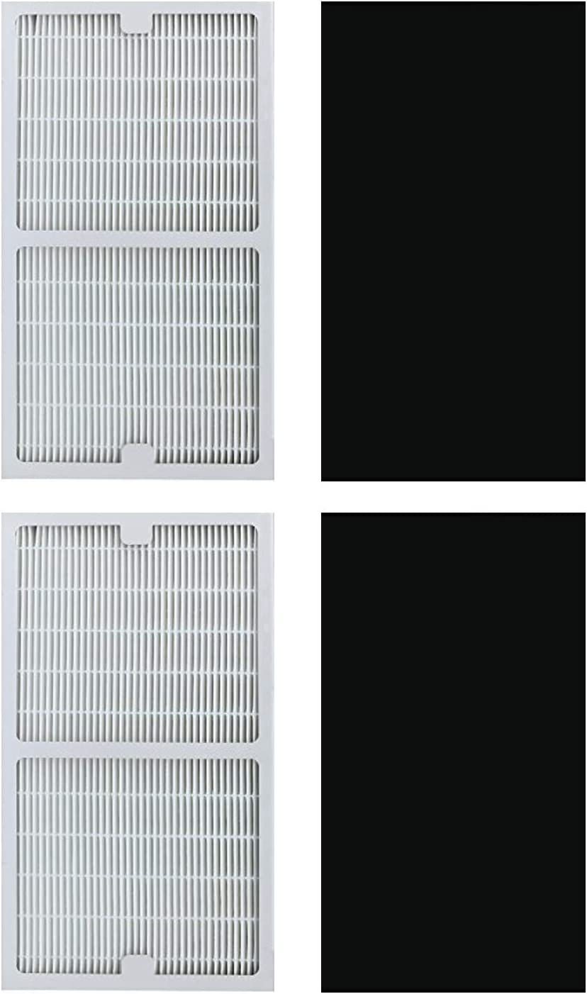 Replacement Idylis Air Purifier Filters C 2 Charlotte Mall Carbon Pack El Paso Mall - Hepa