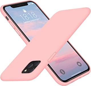 DTTO Compatible with iPhone 11 Pro Case, [Romance Series] Full Covered Silicone Cover [Enhanced Camera and Screen Protection] with Honeycomb Grid Cushion for iPhone 11 Pro 5.8