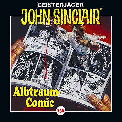 Albtraum-Comic cover art