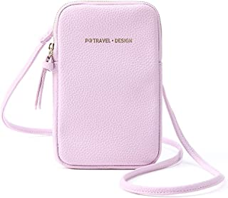 Mobile Phone Holder PU Leather Purse Wallet Crossbody Stylish Sling Bag for Women/Girls/Kids