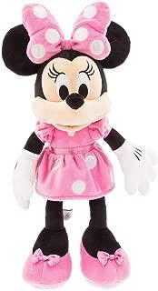 A Casa do Mickey Pelúcia Minnie Rosa 45cms Original Disney Store