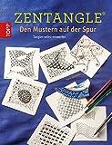 Zentangle® - Den Mustern auf der Spur: Tangles selbst entwerfen (German Edition)