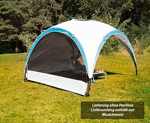 Reimo Tent Technology Seitenwand für Zeltpavillon »Samos« 2 Stück (932990555)