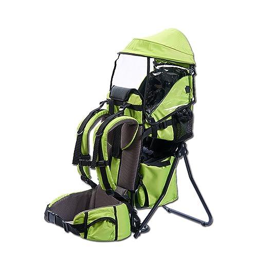 Porte bébé Support Dorsal Transporteur pour l enfant pour les randonnées et  l excursion 716c4350d72