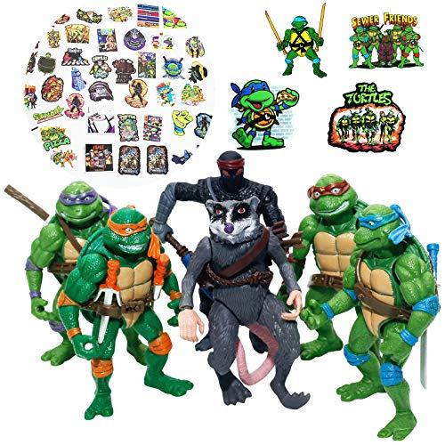 Teenage Mutant Ninja Turtles TMNT Action...