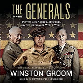 The Generals audiobook cover art