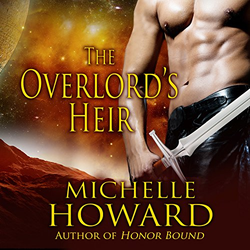 The Overlord's Heir audiobook cover art