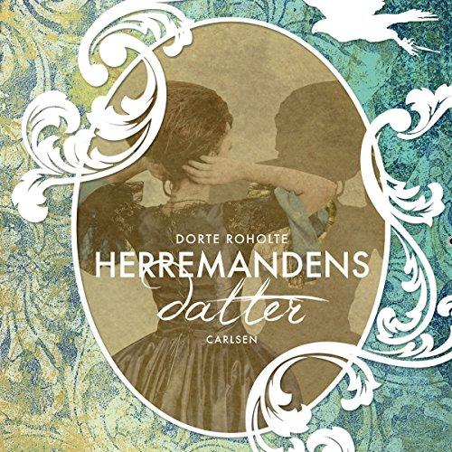 Herremandens datter audiobook cover art