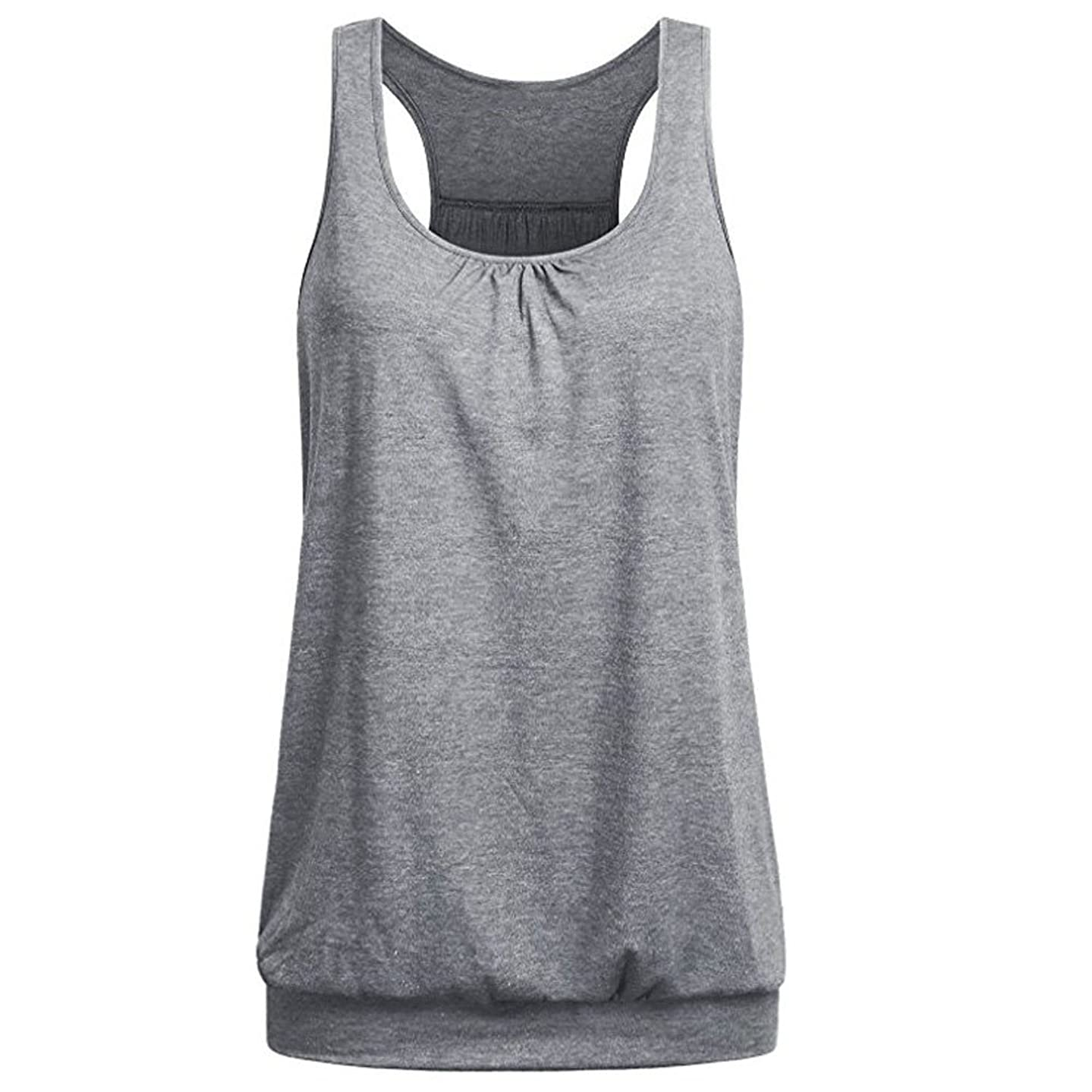 Corriee Gift Idea Tank Tops for Women Letter Print I Love You Three Thousand Times Cute T-Shirts Blouses