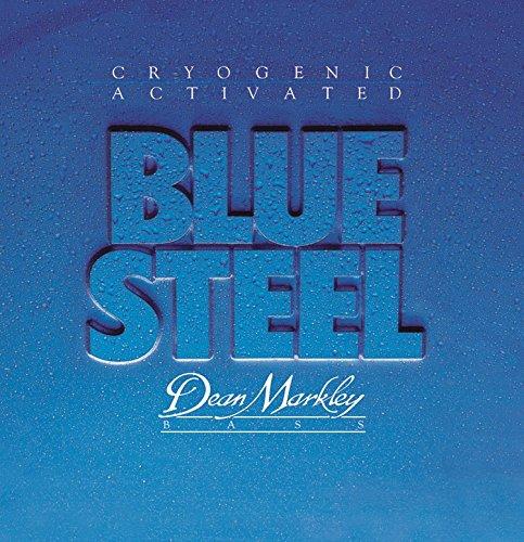 Dean Markley 2674A - Juego de cuerdas para bajo de acero y níquel, 45-105