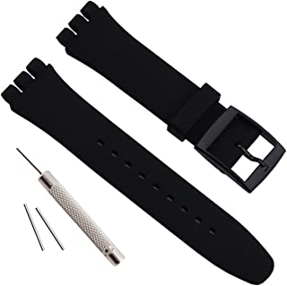 Best swatch 17mm watch band Reviews