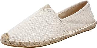 Dooxi Hommes Femmes Amoureux Décontractée Plat Loafers Chaussures Mode Confort Espadrilles