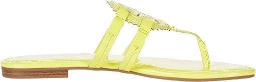 Neon Yellow Neon Patent