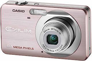 Casio EXILIM EX Z80 PK Digitalkamera (8 Megapixel, 3 fach opt. Zoom, 2,6' Display) pink