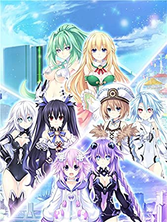 Details about  /Blanket Cover Gift Bed Sheet Bedding Anime Choujigen Game Neptune 150×200cm #T79