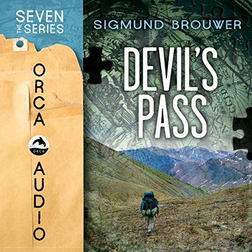 Devil's Pass audiobook cover art