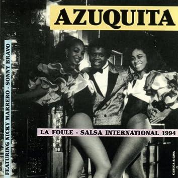 La foule - Salsa International