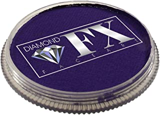 Diamond FX Neon Face Paint - Violette (30 gm)