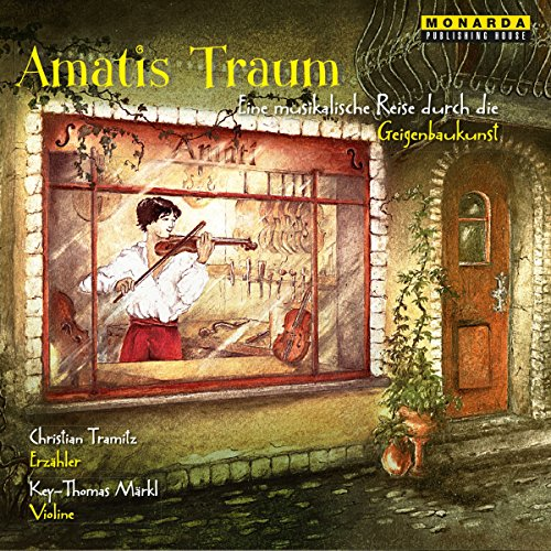 Amatis Traum audiobook cover art