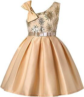 gamme exclusive dégagement ramassé Amazon.fr : robe de soirée - Fille : Vêtements