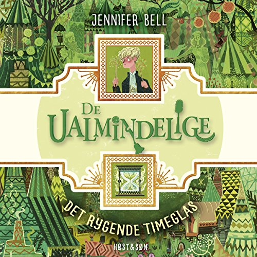 De ualmindelige cover art