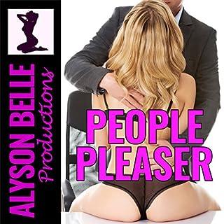 People Pleaser audiobook cover art