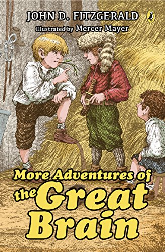 More Adventures of the Great Brain (English Edition)