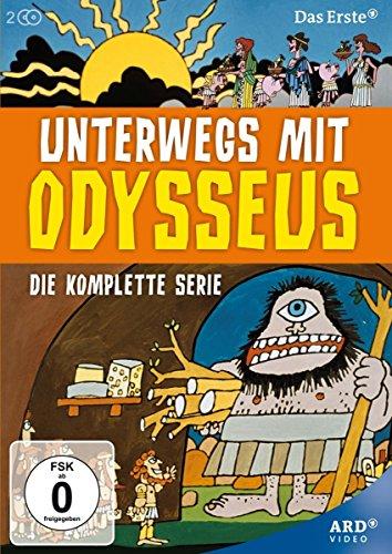 Unterwegs mit Odysseus - Die komplette Serie [2 DVDs]