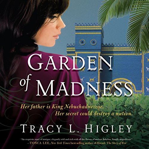 Garden of Madness audiobook cover art