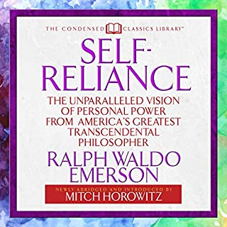 Self-Reliance cover art