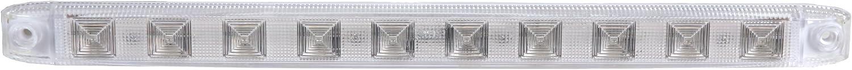 -Chrome 6 inch Passenger side WITH install kit 1992 Mack DMM SERIES Side Roof mount spotlight LED Larson Electronics 1015P9IKRHS